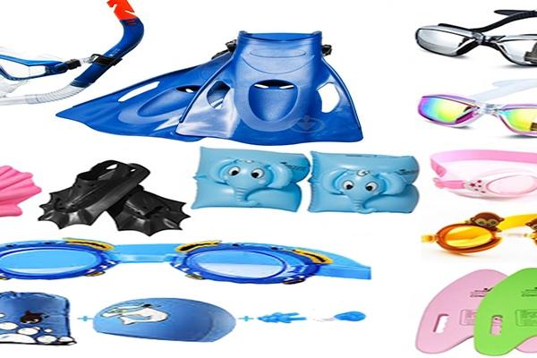 Akcesoria do pływania, okulary,rurki, maski, rękawki